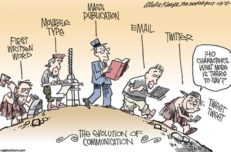 modern communication methods